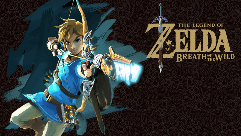zelda breath of the wild wallpaper 174
