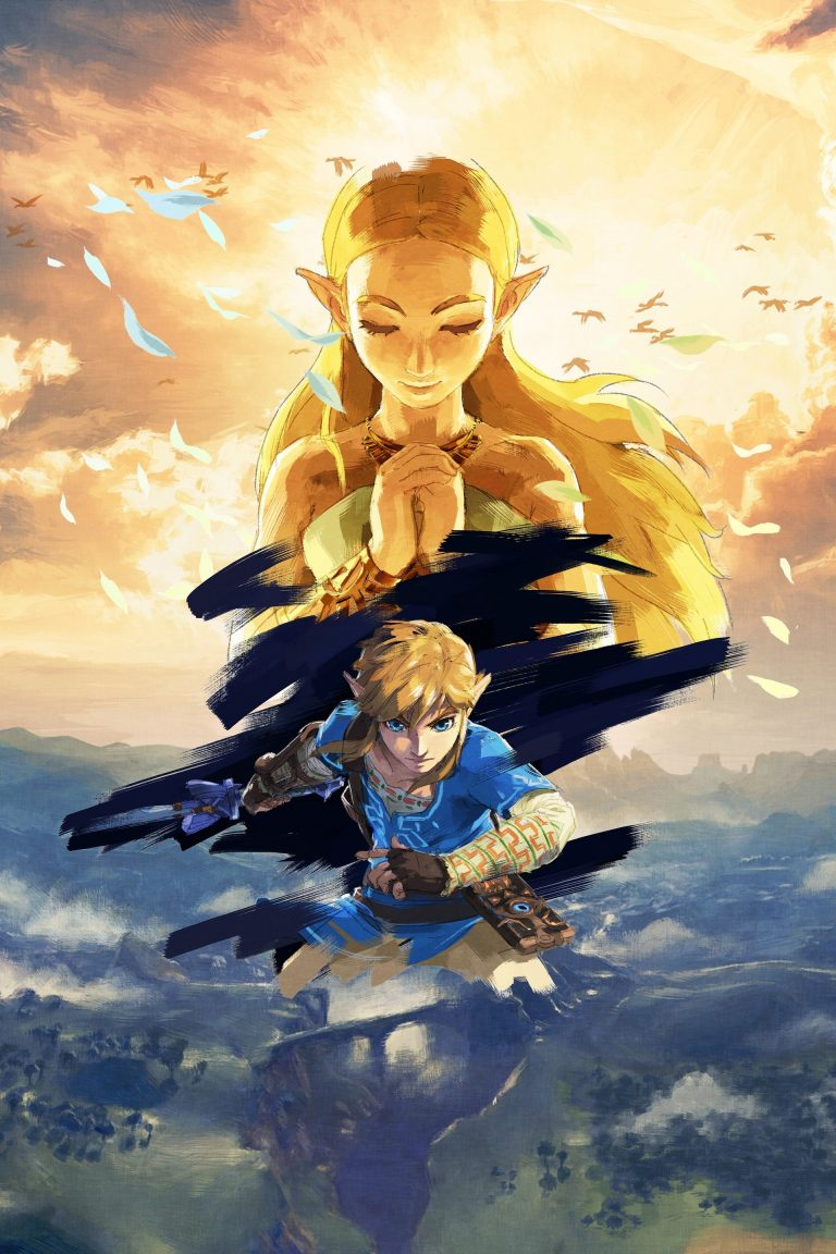 zelda wallpaper 8