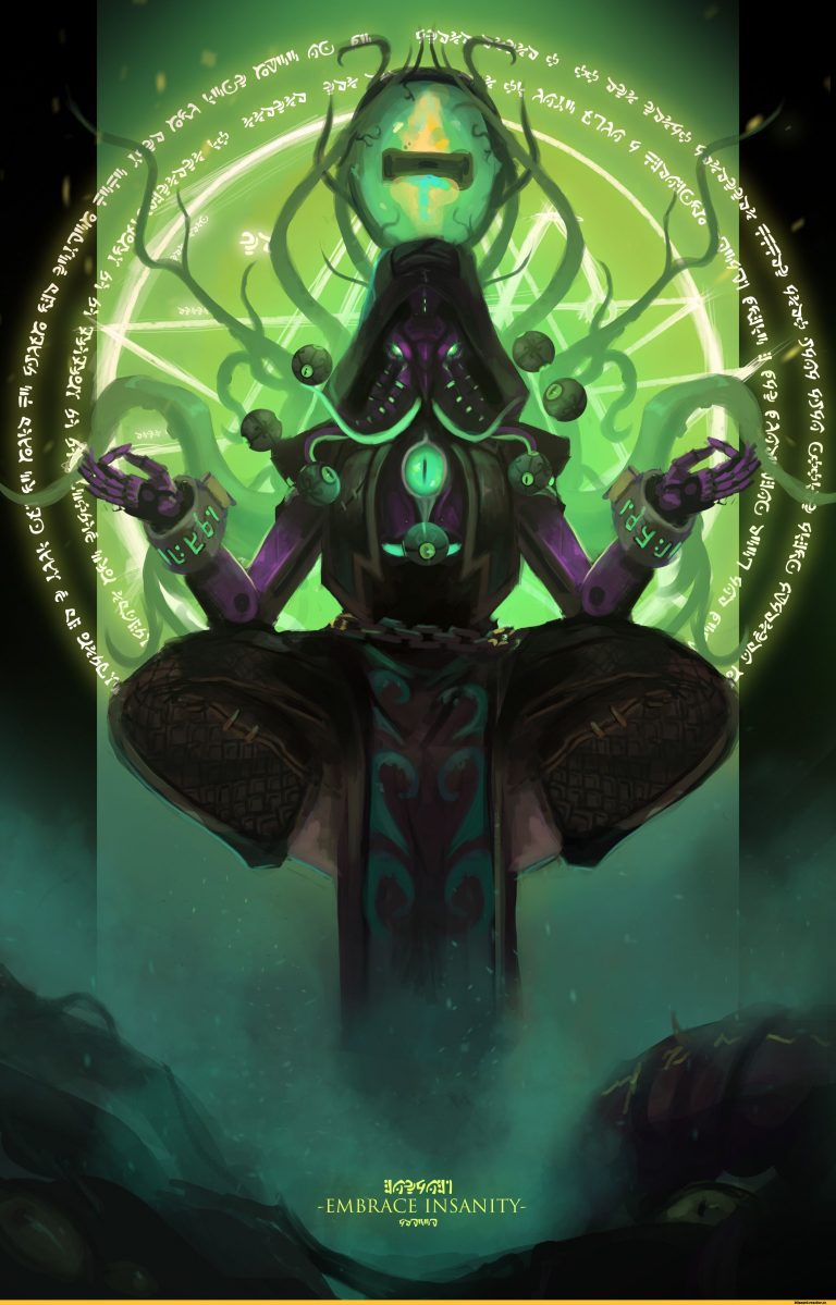 zenyatta wallpaper 47