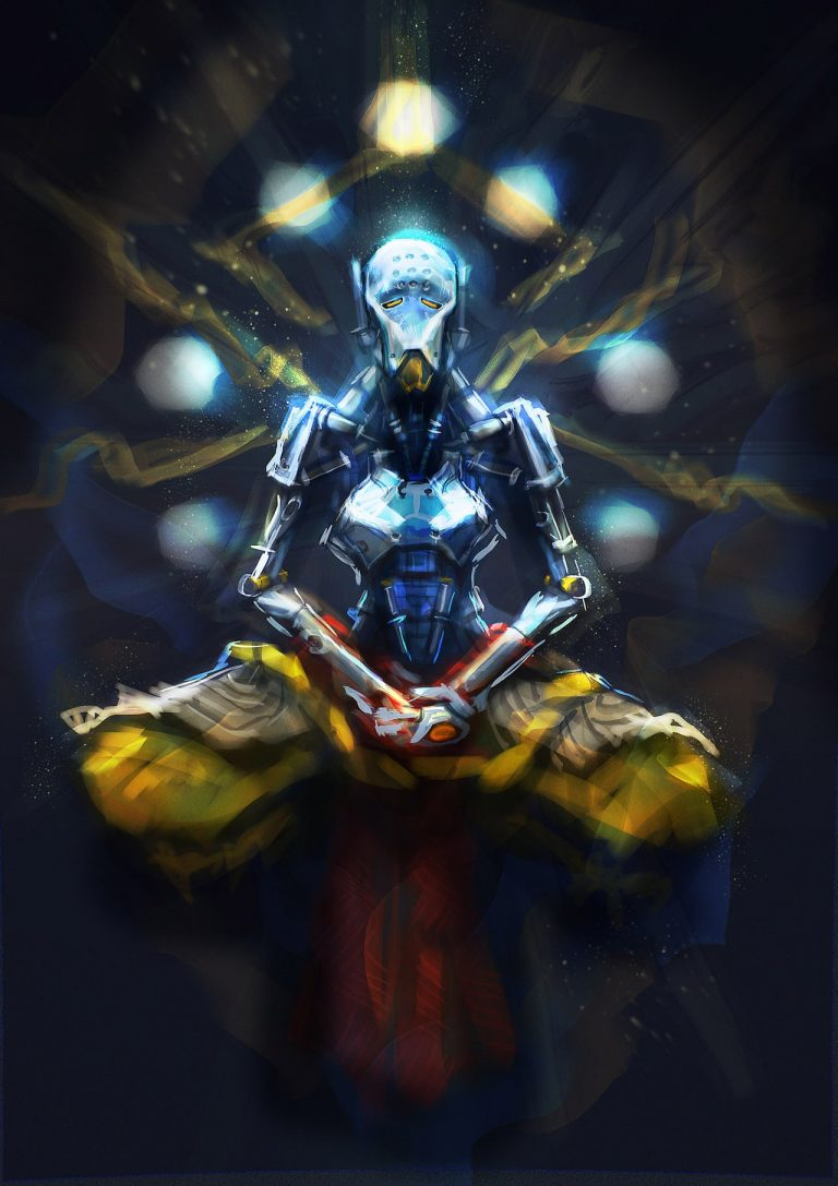 zenyatta wallpaper 48