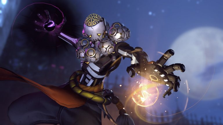 zenyatta wallpaper 50