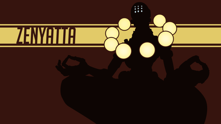 zenyatta wallpaper 55