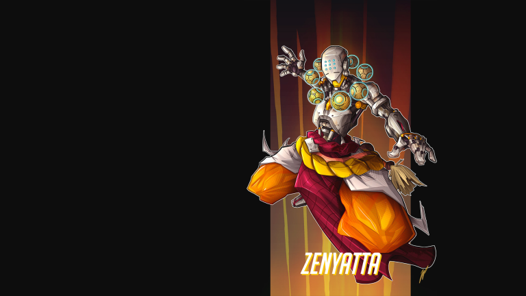 zenyatta wallpaper 61
